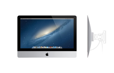 Apple updates iMac with VESA mount