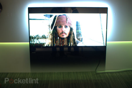 Philips DesignLine TVs pictures and hands-on