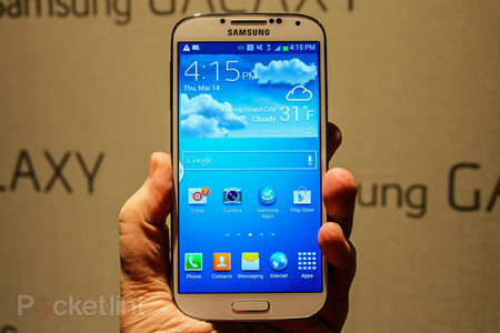 Confirmed: SwiftKey powers the Samsung Galaxy S4 keyboard