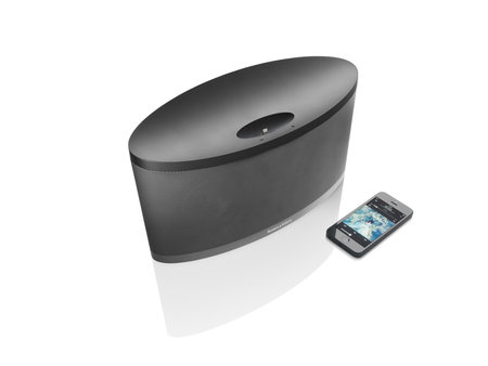 Bowers & Wilkins introduces entry level iPhone 5 dock Z2, leaves out none of the audiophile spec - photo 3