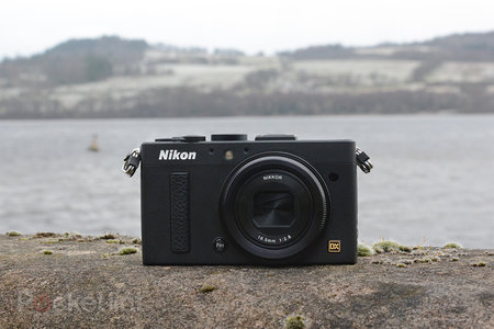 Nikon Coolpix A: The first sample images - photo 1
