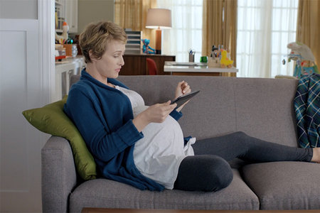 Google airs 'New Baby' Nexus 10 ad, showing off multiple user accounts and available apps