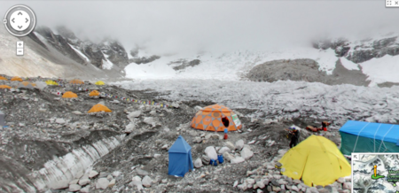 Google adds Kilimanjaro, Everest and other mountains to Street View