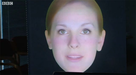 Talking Avatar lets you interact with a computer face to face