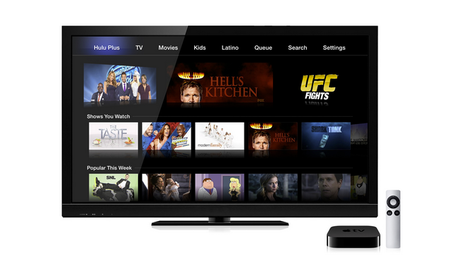 Hulu Plus on Apple TV reworked with new categories and easier playback