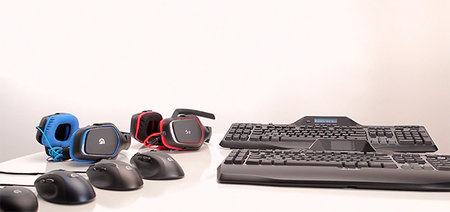Logitech reaffirms commitment to PC gaming with massive new accessory line-up