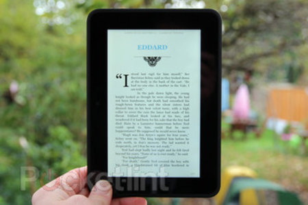 Send to Kindle button now available for websites, allowing users to save content for later