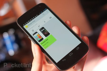 Google Keep notetaking service officially announced for web and Android - photo 1