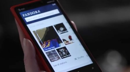 Pandora Windows Phone app now available