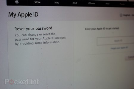 Apple disables iForgot password recovery following major security vulnerability