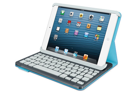 Logitech offers Keyboard Folio and Keyboard Folio Mini for iPad and iPad mini respectively - photo 1