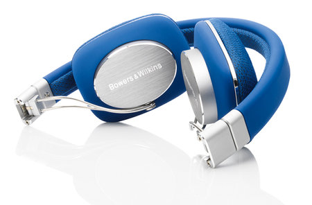 Bowers & Wilkins P3 headphones now available in blue