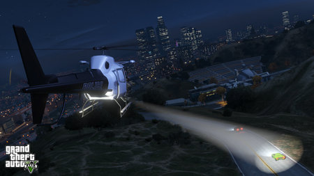 New GTA V screens released, scuba diving, sky diving and other stuff that isn't diving - photo 6