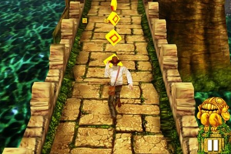 Temple Run finally makes its way to Windows Phone