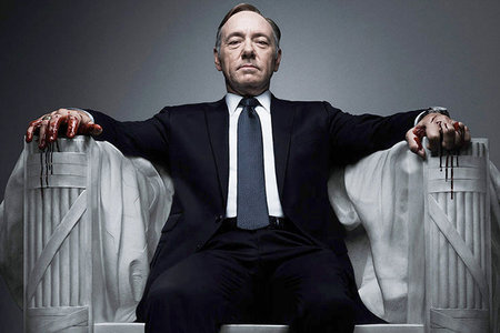 House of Cards breaks from Netflix exclusive, coming to Blu-ray in June