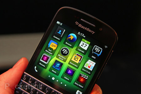 BlackBerry Q10 available to pre-order from Carphone Warehouse, £579.95 SIM-free