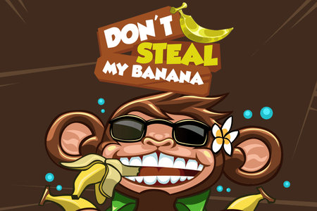 App of the day: Don't Steal My Banana review (iPhone) - photo 1