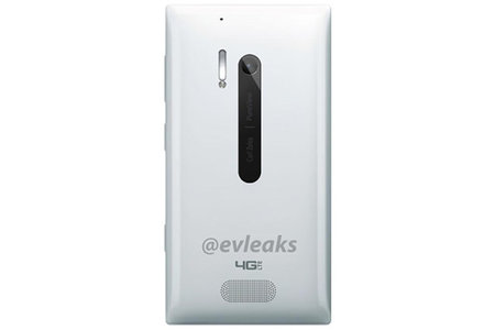 Now white Nokia Lumiia 928 press picture leaked, to join black version