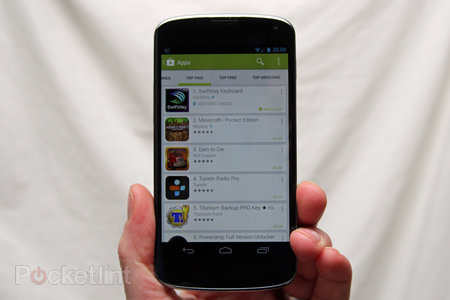 Google Play redesign starts to roll out for Android, you can get it now
