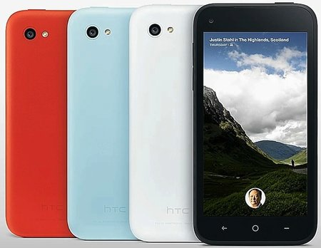 HTC First with Facebook Home now available on AT&T for $99