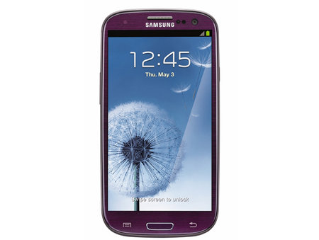 Purple Samsung Galaxy S3 coming to Sprint
