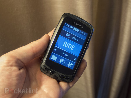 Hands-on: Garmin Edge 810 review - photo 10