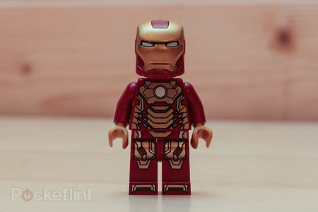 Lego Iron Man Malibu Mansion Attack pictures and hands-on - photo 15