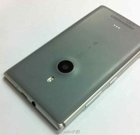Images of Nokia's rumoured aluminium Lumia handset leak - photo 2