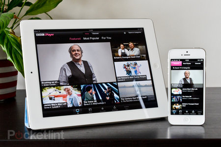 BBC iPlayer tablet use overtakes smartphone for first time