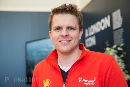 From F1 to football: TV star Jake Humphrey talks technology in sport, on screen and off