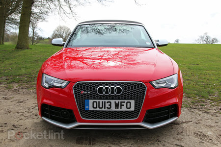 Audi RS5 Cabriolet pictures and hands-on