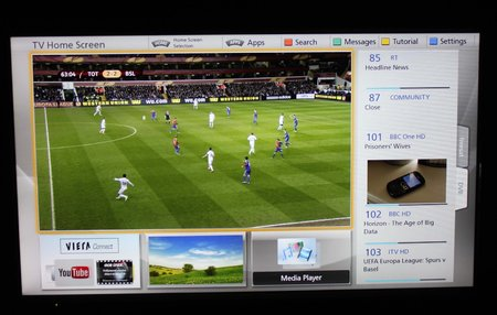 Panasonic TX-L47DT65 Smart 3D TV review - photo 8