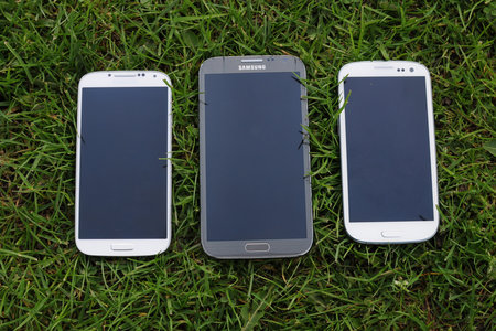 Samsung Galaxy S4 review - photo 25
