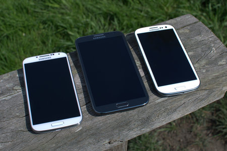 Samsung Galaxy S4 review - photo 3