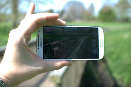 Samsung Galaxy S4 review - photo 5