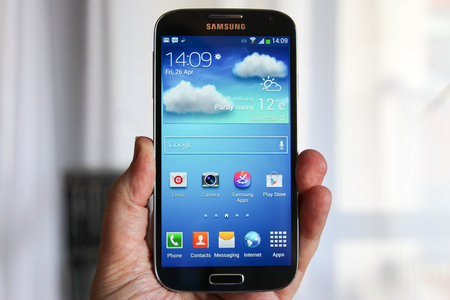 Samsung Galaxy S4 review - photo 6