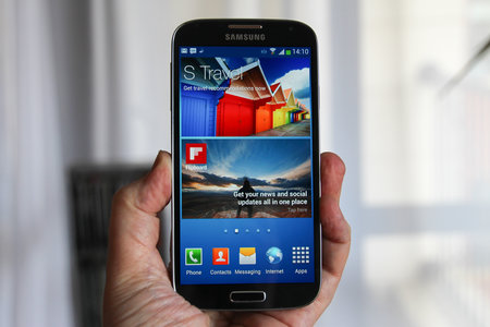 Samsung Galaxy S4 review - photo 9