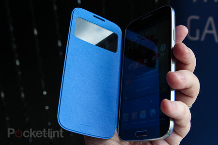 Hands-on: Samsung Galaxy S4 S View cover review - photo 2