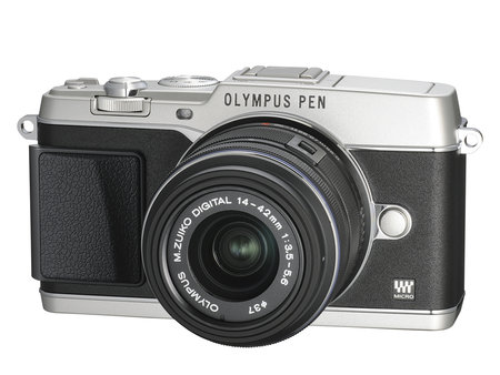 Olympus Pen E-P5 gets pro: OM-D image quality, 1/8000th max shutter and Wi-Fi on board