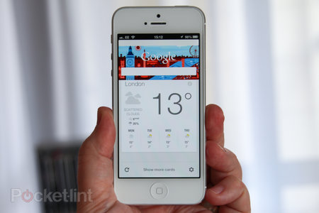 Google Now hits iPhone and iPad through Google Search app