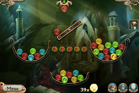 App of the day: Atlantis: Pearls of the Deep review (iPhone) - photo 2