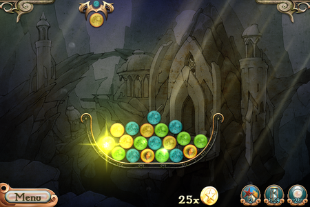 App of the day: Atlantis: Pearls of the Deep review (iPhone) - photo 3