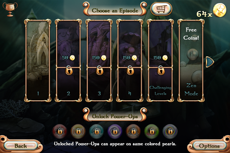 App of the day: Atlantis: Pearls of the Deep review (iPhone) - photo 8