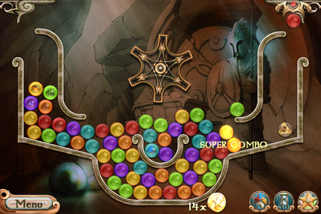 App of the day: Atlantis: Pearls of the Deep review (iPhone) - photo 9