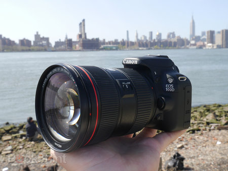 Canon EOS 100D review - photo 27