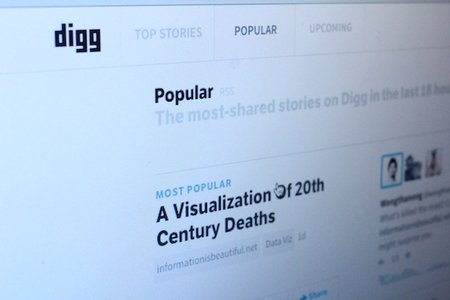 Digg's upcoming Google Reader replacement will enter beta in June