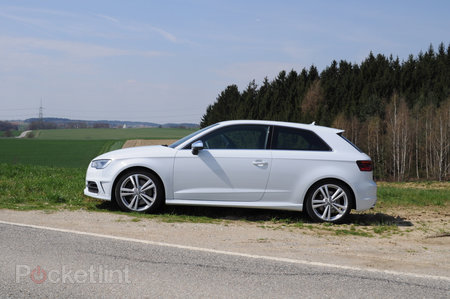 Audi S3 pictures and hands-on - photo 11