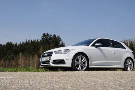 Audi S3 pictures and hands-on - photo 13