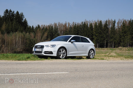 Audi S3 pictures and hands-on - photo 14