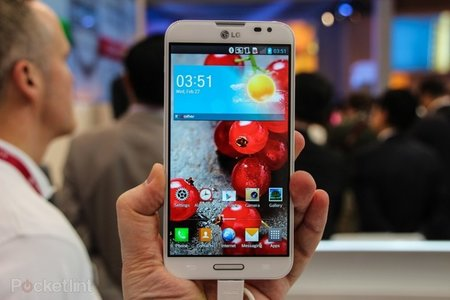 AT&T announces LG Optimus G Pro availability starting May 10